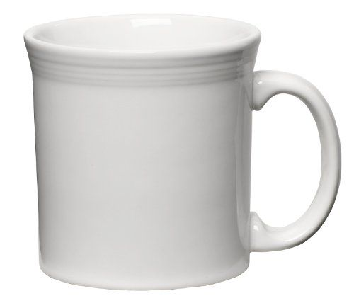 Fiesta 12-Ounce Java Mug, White Homer Laughlin http://www.amazon.com/dp/B00080Q3A8/ref=cm_sw_r_pi_dp_xtiOvb1A6CCAH