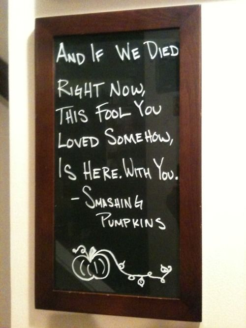 smashing pumpkins-Galapagos...walked down the aisle to the instrumental version of this<3
