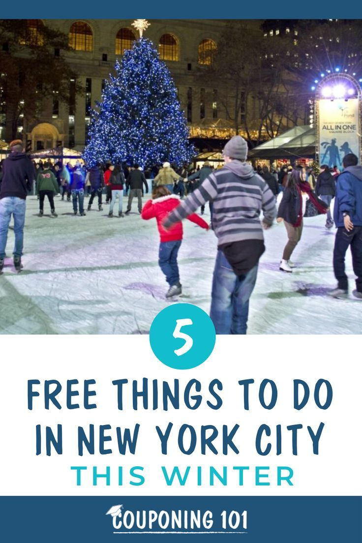101 free things to do in new york city