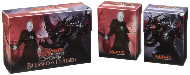 MTG - Duel Deck Box: Blessed vs Cursed