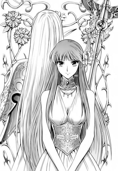 Saori - Athena