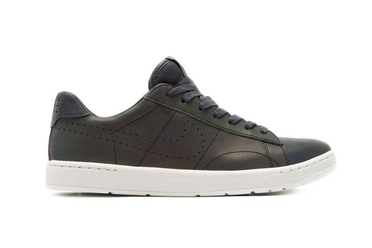 """Nike Air Tennis Classic Ultra Premium """"Black/Anthracite"""""""