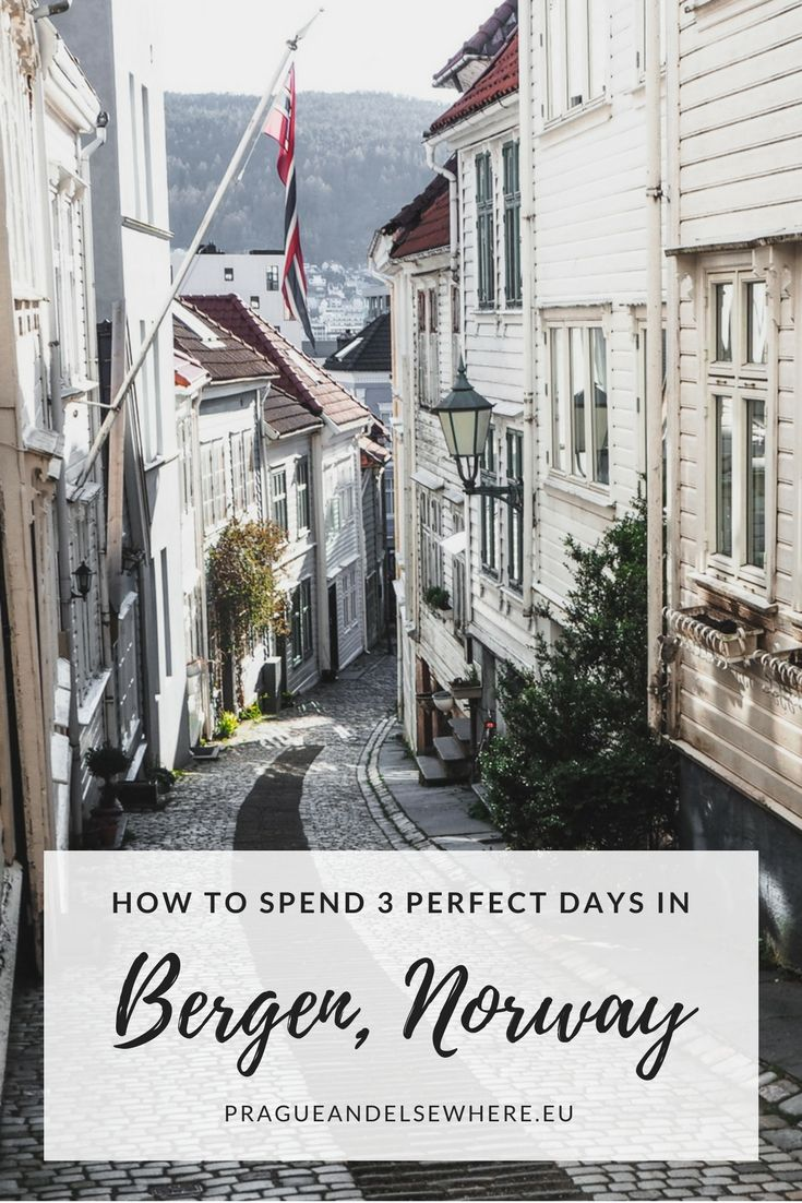 How to spend 3 days in Bergen, Norway | Bergen Travel Tips | Bergen Fjord Tour | Ulriken | Mount Fløyen #bergen #norway