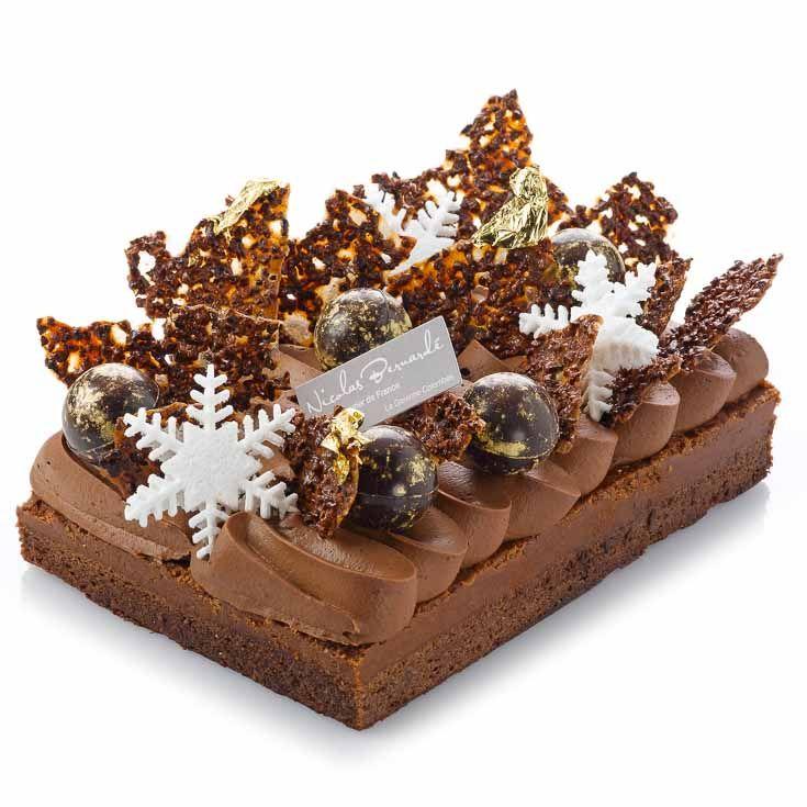 1000 id es sur le th me g teau du nouvel an sur pinterest g teaux riz gluant et cupcakes du - Gateau pour reveillon nouvel an ...