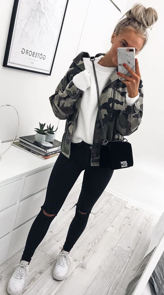 Clothes Fall Classy – 26 Classy Fall Outfits To Copy For 2018… #ClothesFall #C…