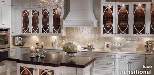 Casamood Vetro Neutra Glass Bianco Lux Mosaic Tile Amp Stone Antique White Kitchen Antique