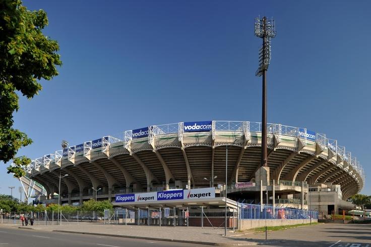 Free State Stadium in Bloemfontein,South Africa.