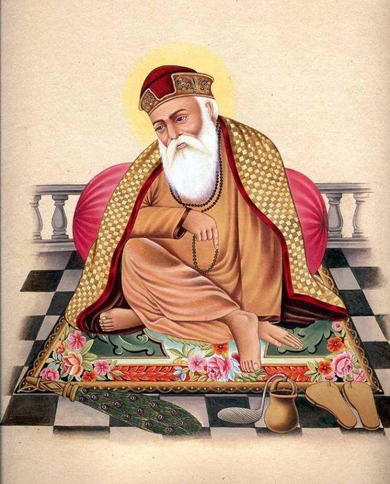 Short paragraph on Guru Nanak Jayanti (Guru Nanak Gurpurab)