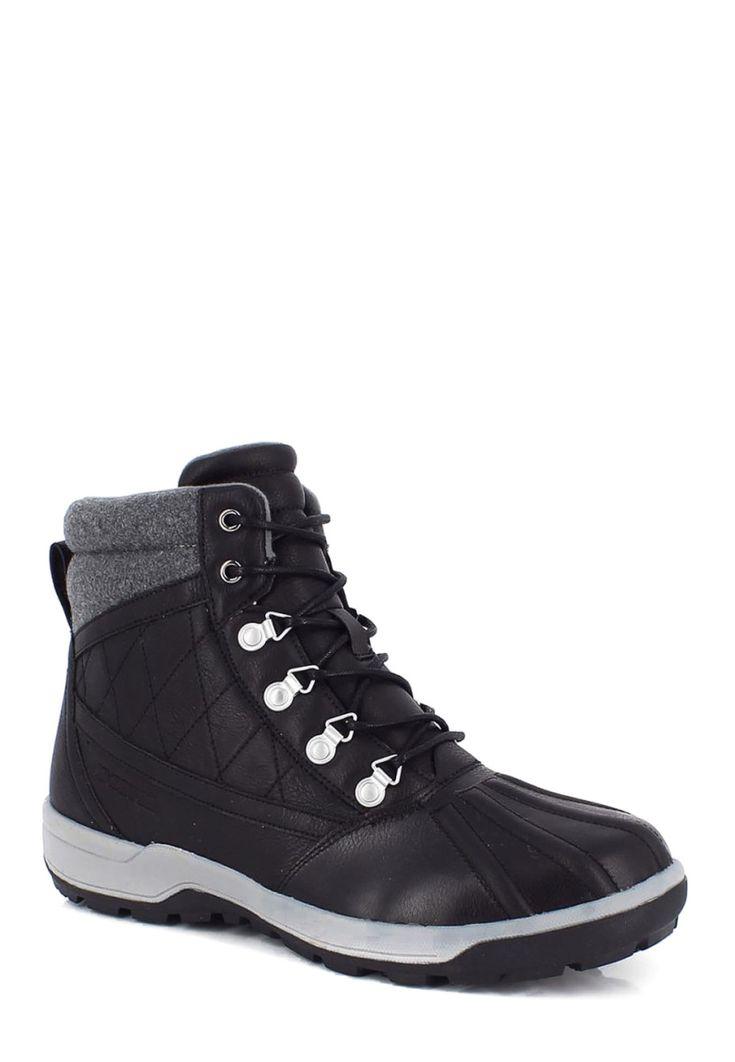 Kimberfeel Snow-Boots Alvaro, gefüttert, schwarz Jetzt bestellen unter: https://mode.ladendirekt.de/damen/schuhe/boots/snowboots/?uid=0924e50a-7ffd-553d-8e8b-603c70afb598&utm_source=pinterest&utm_medium=pin&utm_campaign=boards #snowboots #boots #schuhe #bekleidung Bild Quelle: brands4friends.de