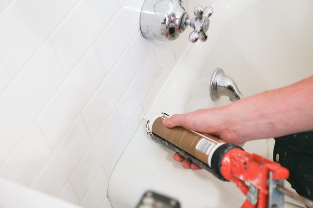 How to Remove Mildew Molded Caulk From Your Bathtub | eHow