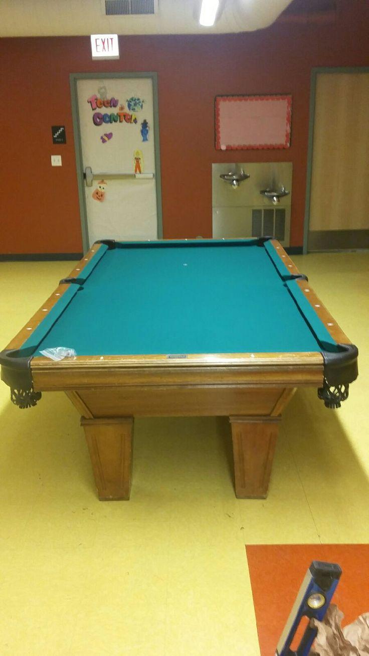 Pin by D. Jaburek Billiards & Pool Table Moving on Pool