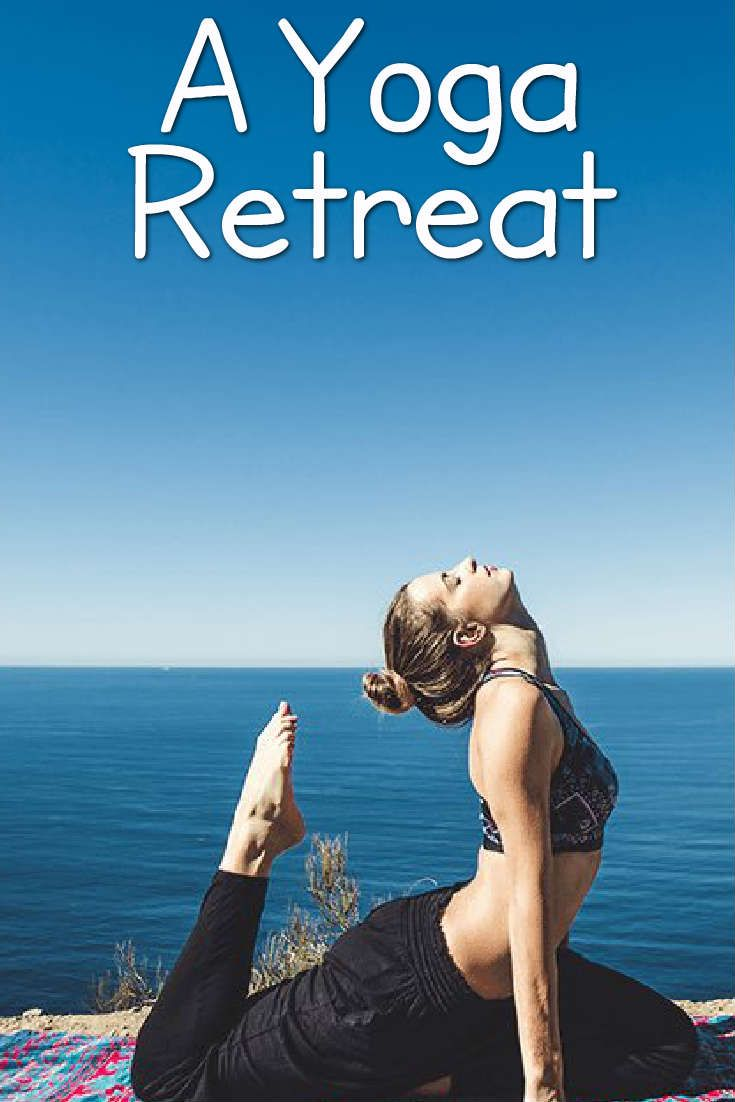 Every time I've been seriously stressed in my life, an advertisement for a yoga retreat has somehow popped up – on the bus, in movies, in conversation, in magazines…