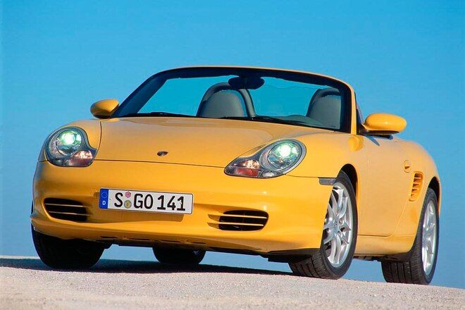 96 04 Porsche Boxster 986 Throwback Nel 2020