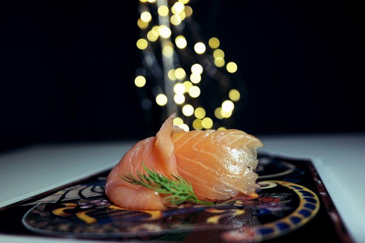Wrap mit Lachs und Meerrettich-Creme 5:2 Diät Rezept