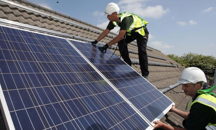 Three considerations to make before installing solar panels
