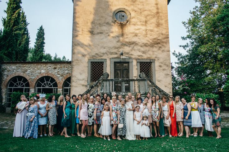 Wedding photography Tuscany, Justin & Louise at Villa Catureglio » Wedding photographer italy - Italian wedding photographer - Destination wedding photographer Italy