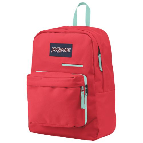 Coral and mint : key trends for Backpacks. #SetMeUpBBY I want this to carry around the HP Envy.
