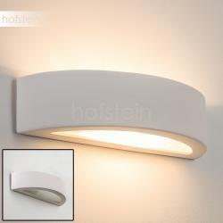 Montefalco Applique Bianco, 1-Luce