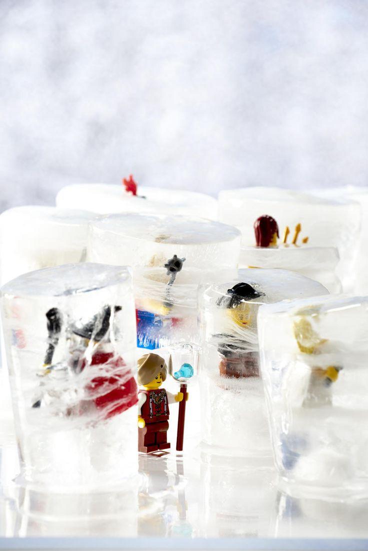 Skapa med is - Lekolar Sverige