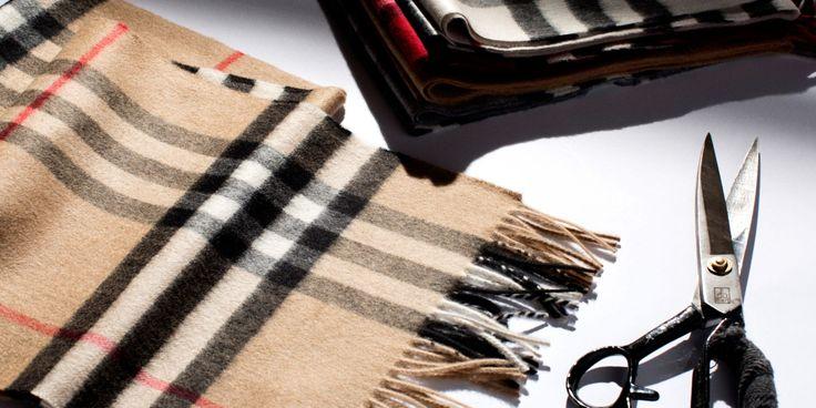 メンズ・スカーフ&マフラー | バーバリー