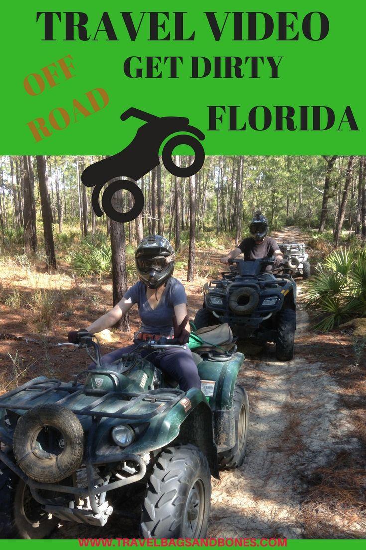 ATV Motorbikes Jeep Get Off Road Ba-Bee!