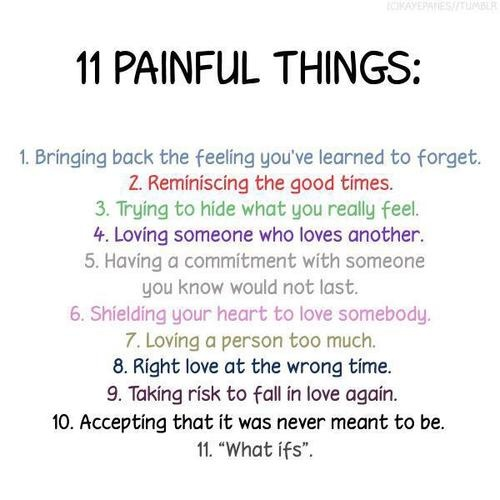 sad quotes about love - Google Search