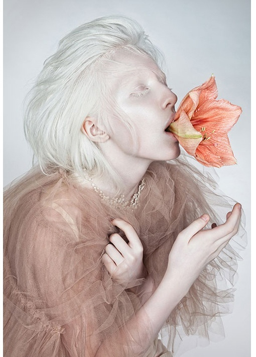 """Wild Flower"" Nastya Zhidkova by Danil Golovkin"