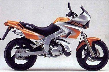 Yamaha 125 TDR 1999 - #bikes #motorbikes #motorcycles #motocicletas #motos