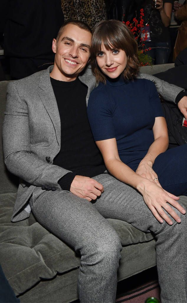 Image result for alison brie and dave franco