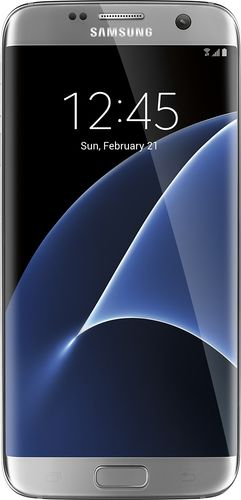Popular on Best Buy : Samsung - Galaxy S7 edge 32GB - Silver Titanium (AT&T)
