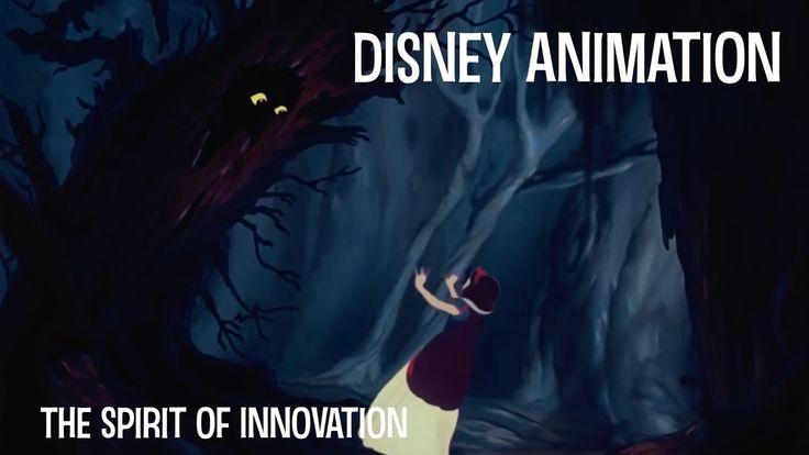 Disney Animation: The Multiplane Camera & The Spirit of Innovation   Film Analysis