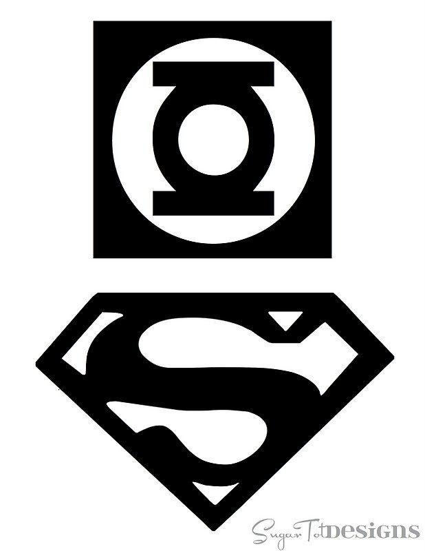 DIY - Ilustrações de super-heróis para decoração! - Just Real Moms