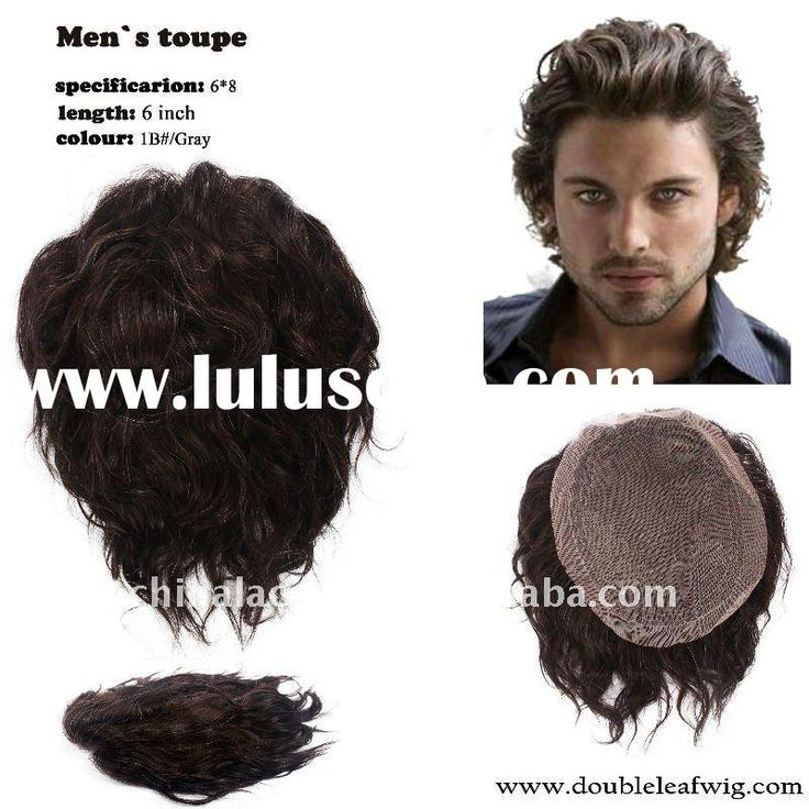 lace wigs for men google search toupees wigs mens image wig extension ...