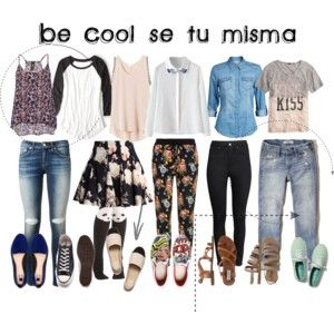 """be cool!"" by stylemezu on Polyvore"