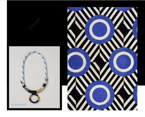 Lunar Neckpiece. Buy Online: www.pichulik.com/shop