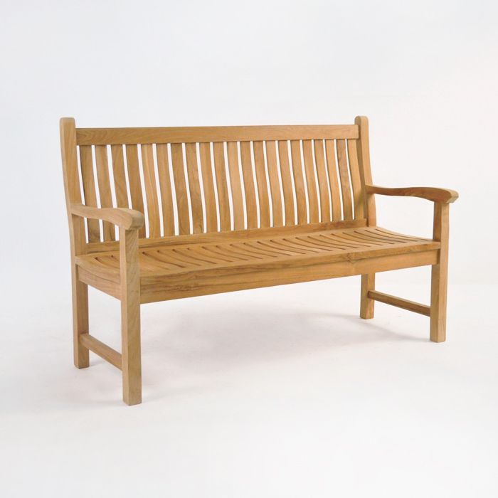 The Wave 2.5 Seater Is Made Of Sustainable A Grade Teak.