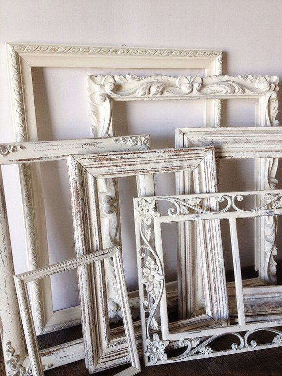 17 best ideas about white picture frames on pinterest hall table decor white frames and white photo frames