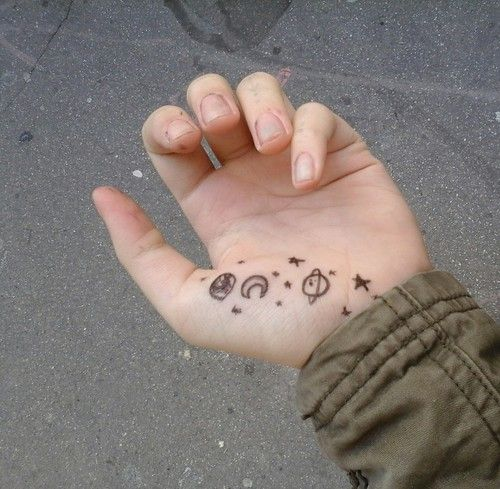 25 best ideas about drawings on hands on pinterest how