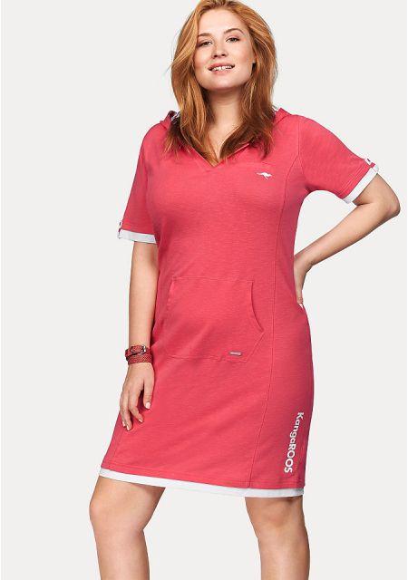 Платье цвет: ярко-розовый арт: 629527263 купить в Интернет магазине Quelle за 2299.00 руб  - с доставкой по Москве и России