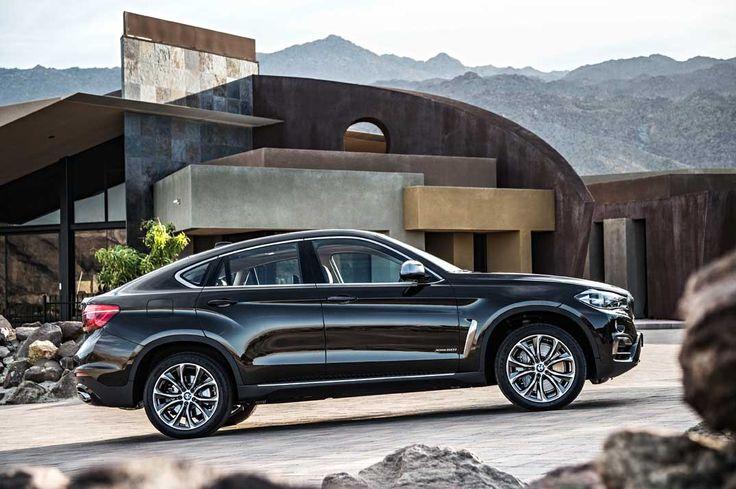 El equipamiento de serie se ha aumentado considerablemente comparado con el anterior modelo. BMW ha decidido poner en el mercado al nuevo X6, con un diseño muy diferente al anterior y un equipamien…