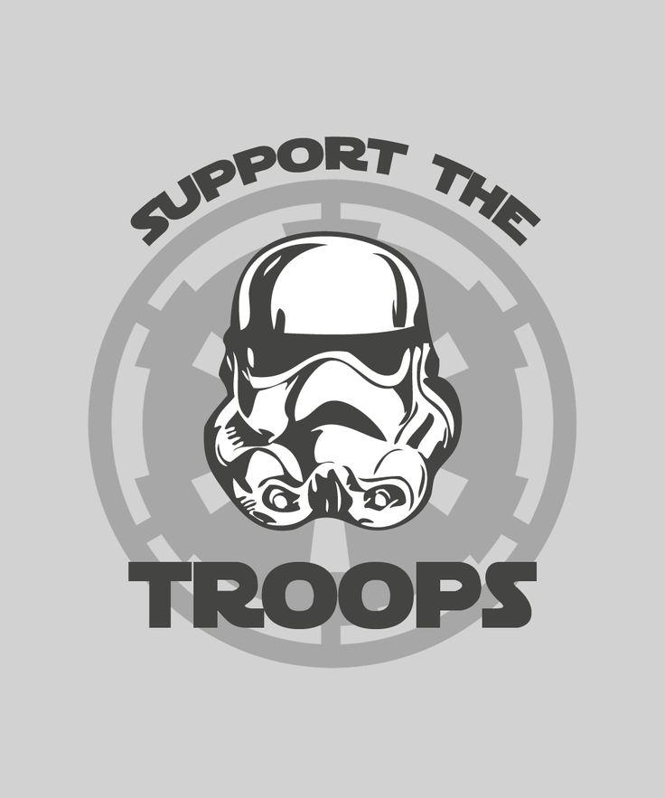 Star Wars Stormtroopers - Illustrator