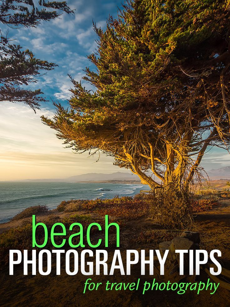Beach Photography – Top 21 Tips and Techniques – Ashley