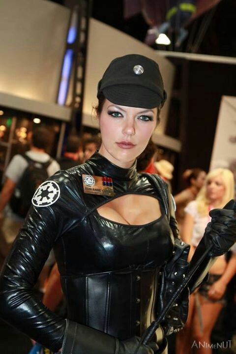 Adrianne curry star wars