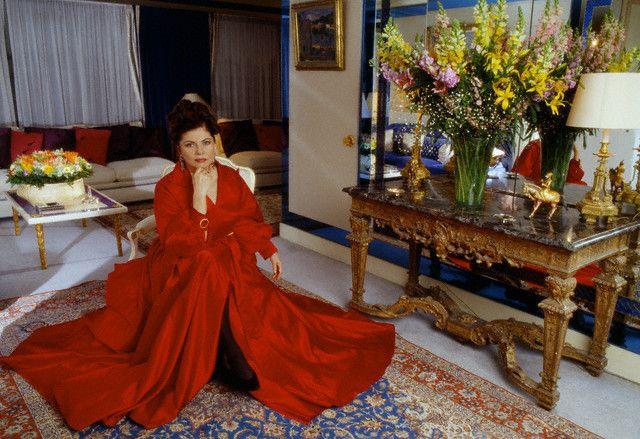 Princess Soraya - princess Soraya Esfandiary-Bakhtiari
