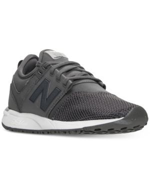 cheaper 7f2f6 b39f5 New Balance Women s 247 Casual Sneakers from Finish Line - Gray 8.5   Sneakers