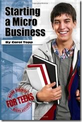 Encouraging teen entrepreneurs and resources from Carol Topp.