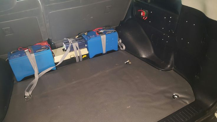 Finished | Dual Battery system - Landcruiser 200 series | Pinterest | It is finished and Land cruiser