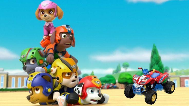 Paw Patrol Cartoon Nickelodeon ✤ Paw Patrol Full Episodes ✤ Animation Mo...