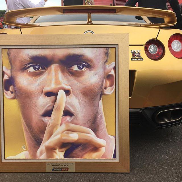 Usain St.Leo Bolt (@usainbolt) • Instagram photos and videos