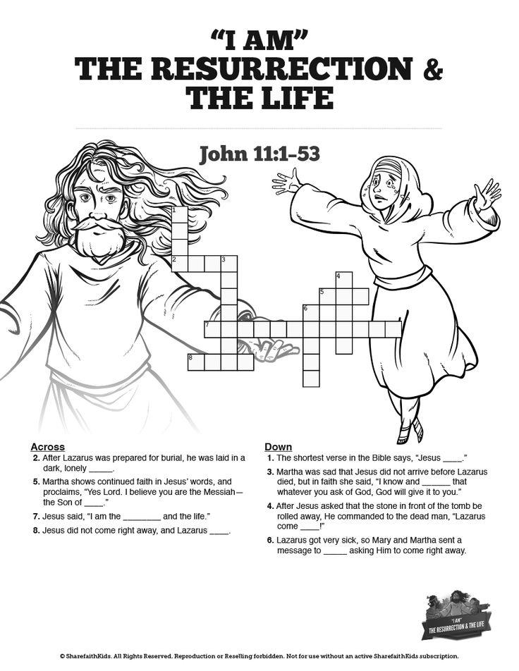 131 best Top Sunday School Crossword Puzzles images on